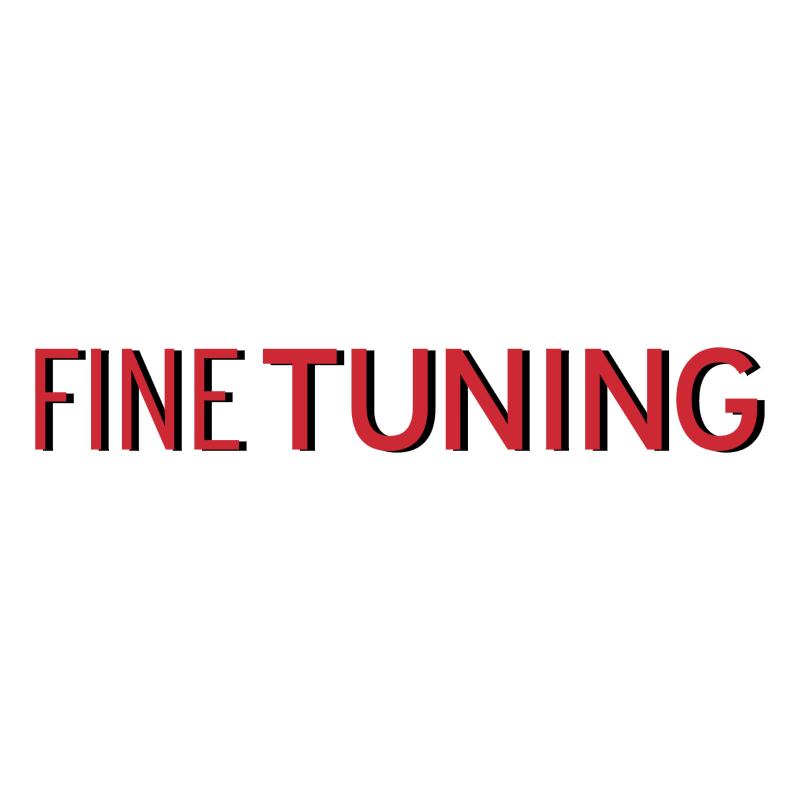 Fine Tuning vector