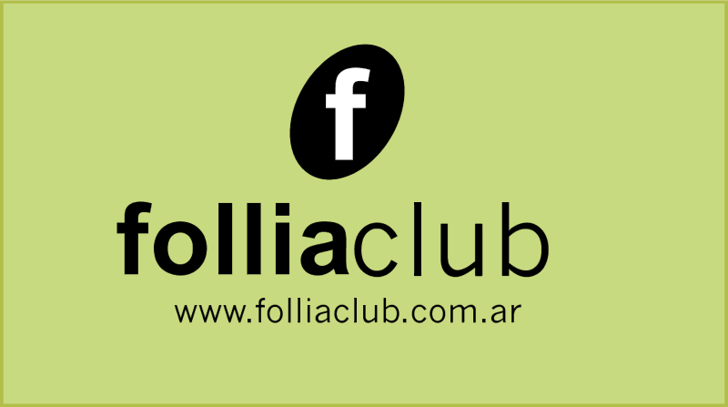 Folia Club vector