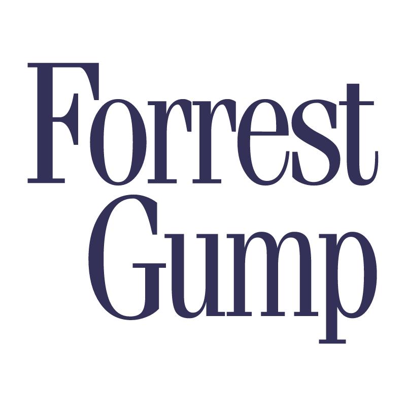 Forrest Gump vector
