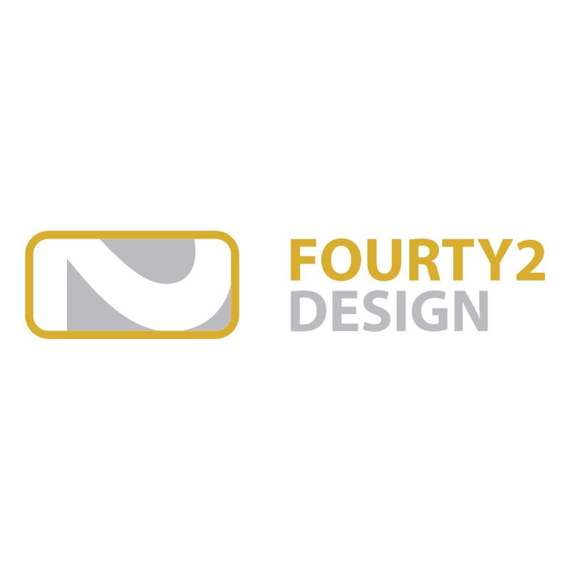 Fourty2Design vector
