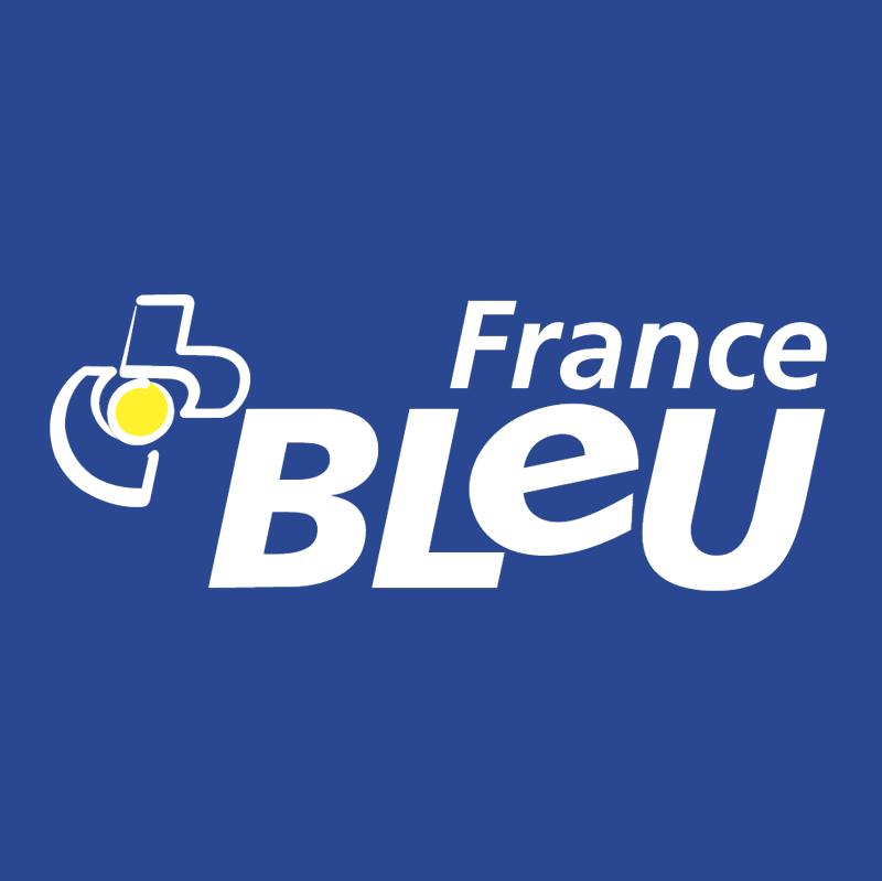 France Bleue vector logo