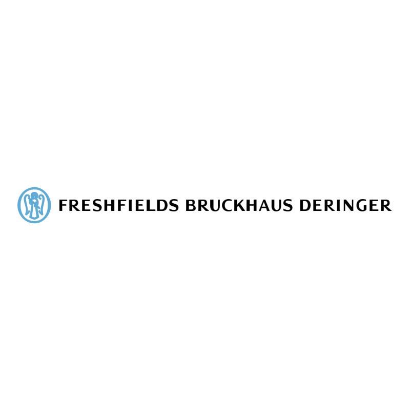 Freshfields Bruckhaus Deringer vector
