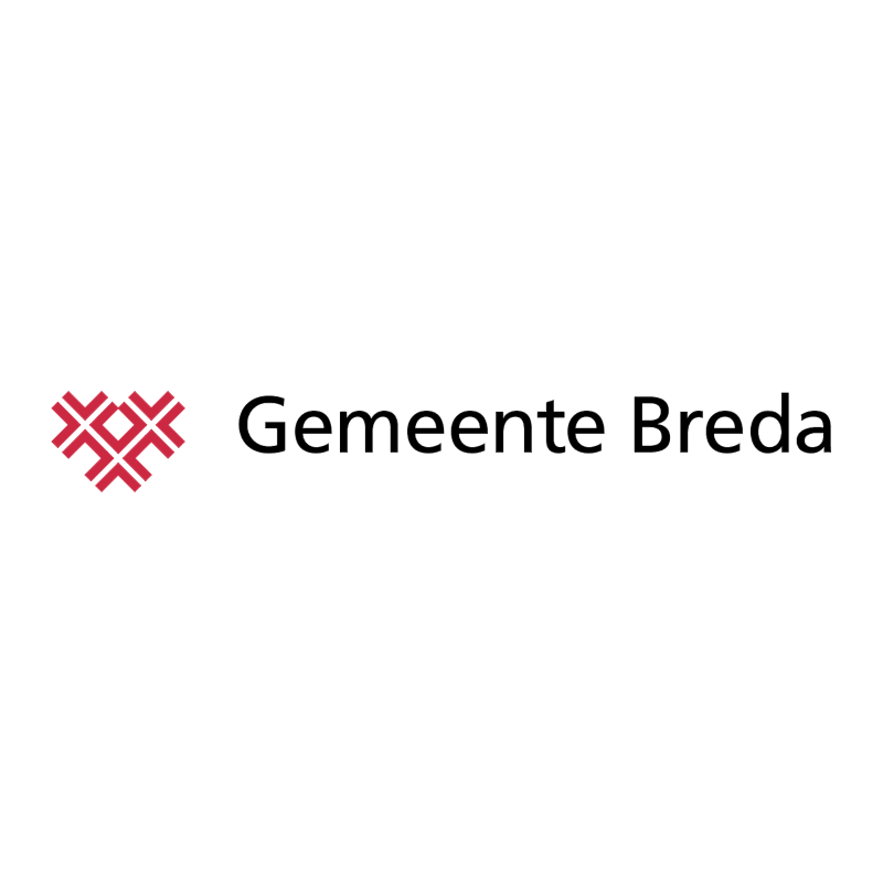 Gemeente Breda vector
