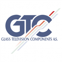 Glass Television Components vector