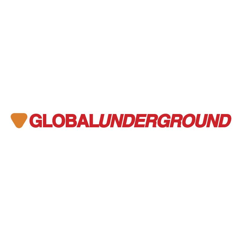Globalunderground vector logo