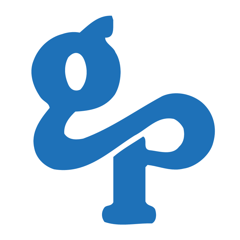 GP Records vector logo