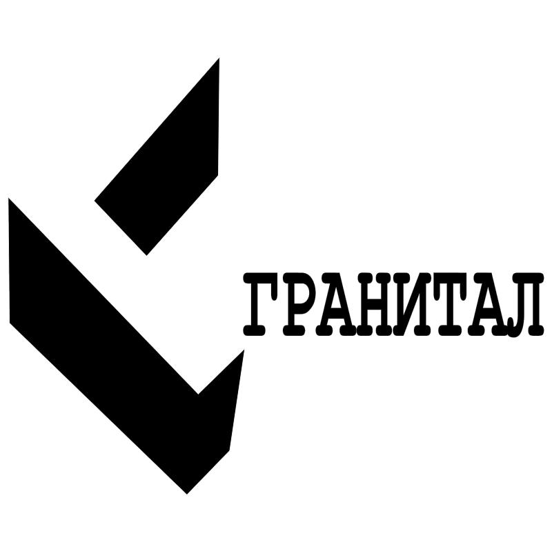 Granital vector logo