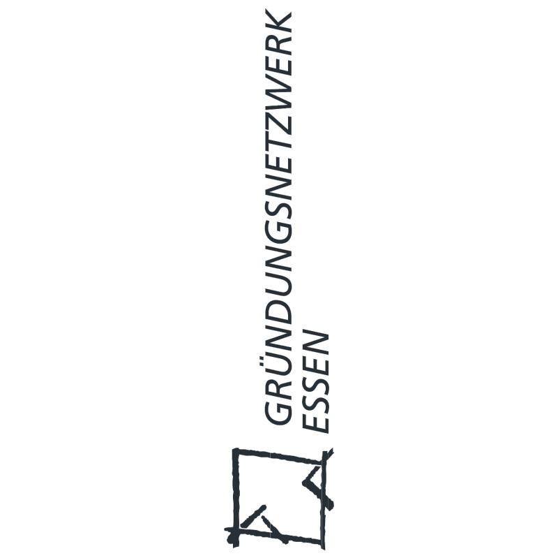 Grundungsnetzwerk Essen vector