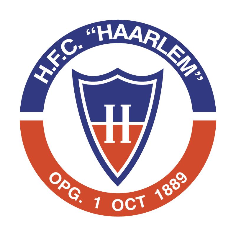 Haarlem vector logo