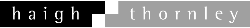 HAIGH THORNLEY DESIGN vector