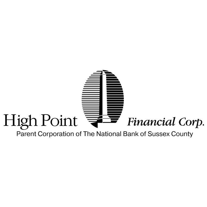 High Point vector logo