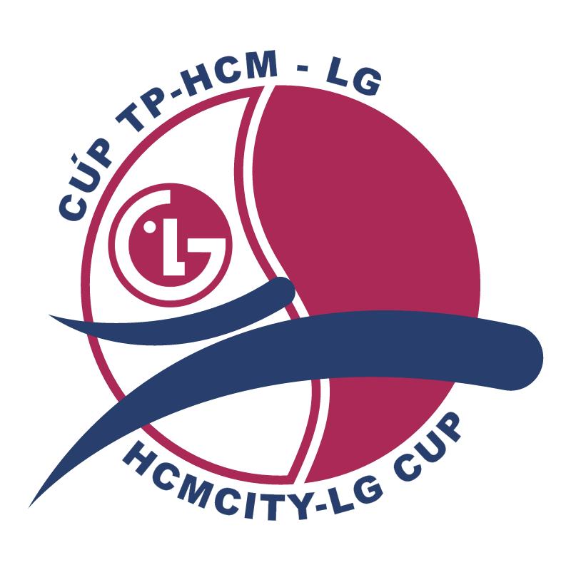 Ho Chi Minh City LG Cup vector