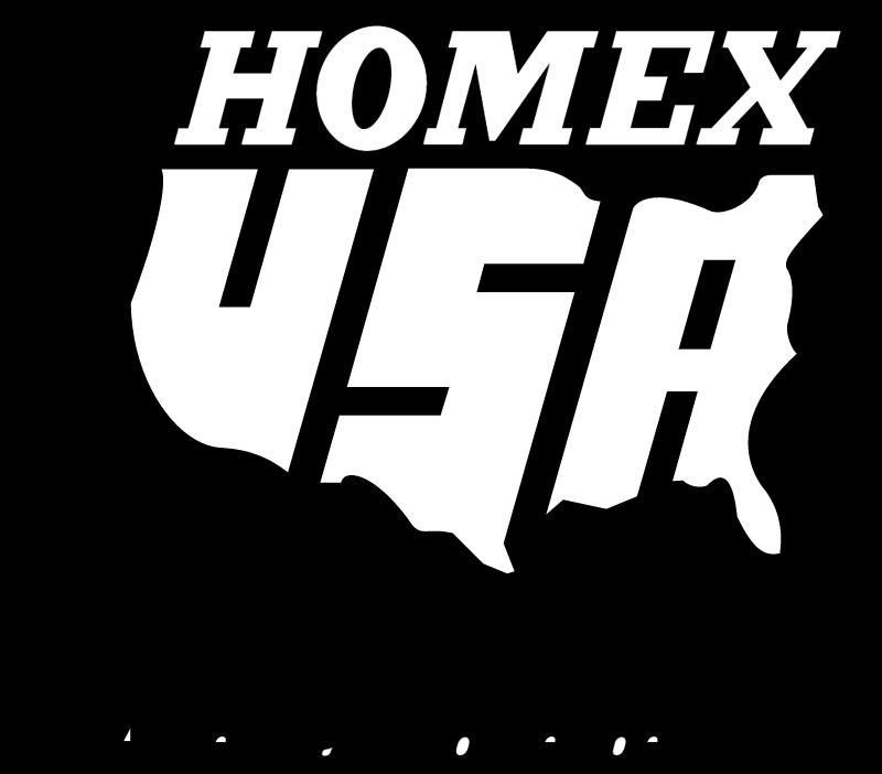 HOMEX USA vector