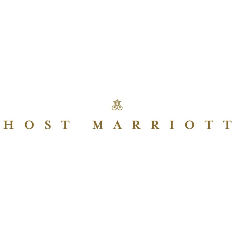 Host Marriott vector logo