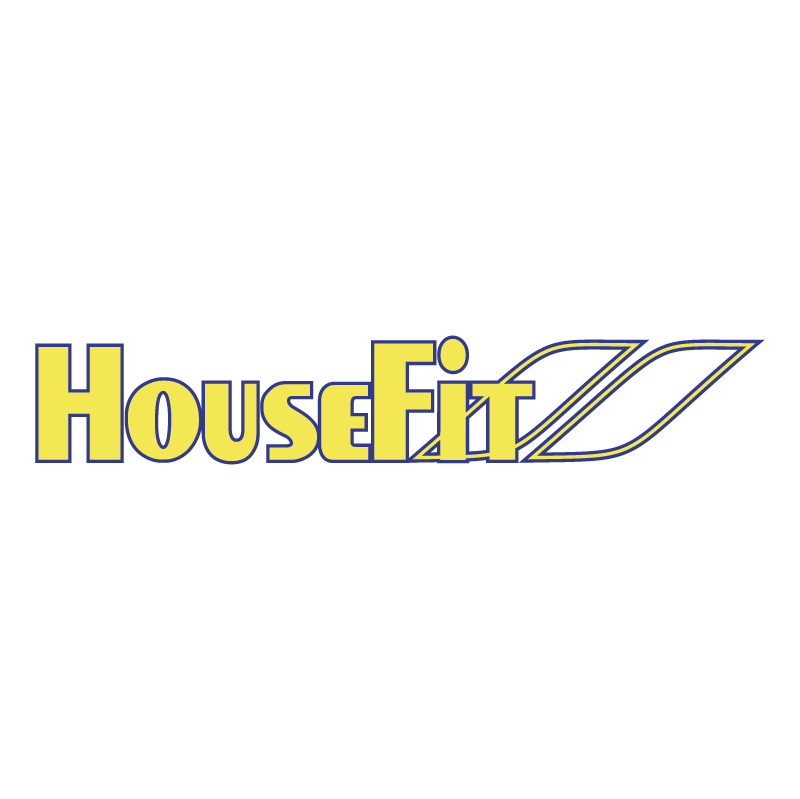 HouseFit vector