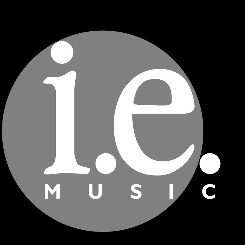 I E Music vector
