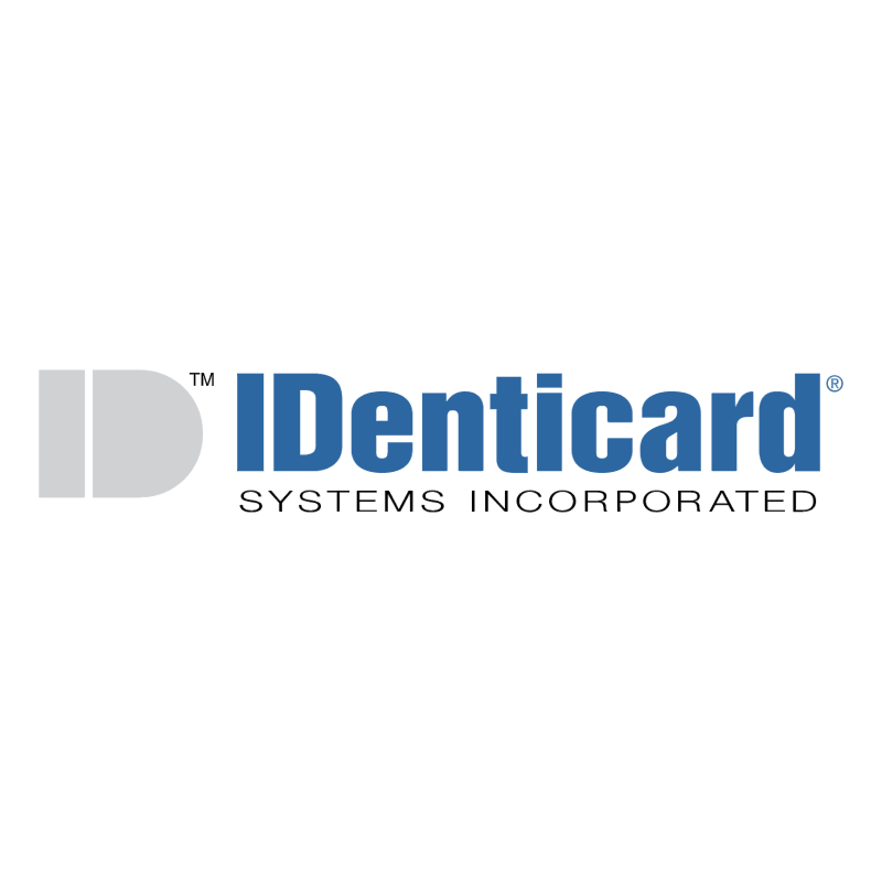 IDenticard Systems vector logo