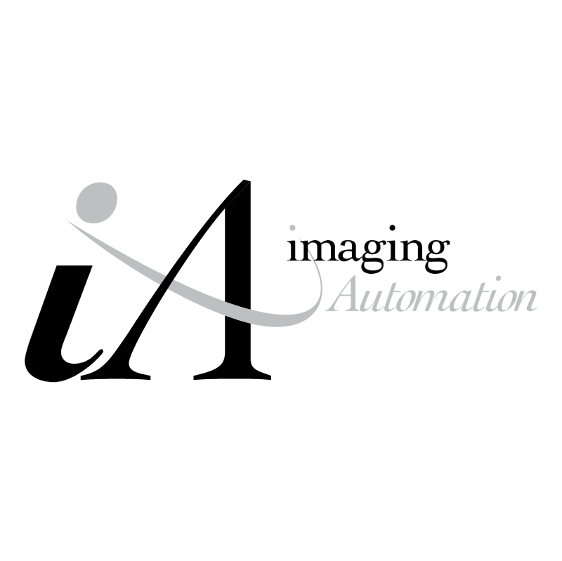 Imaging Automation vector logo