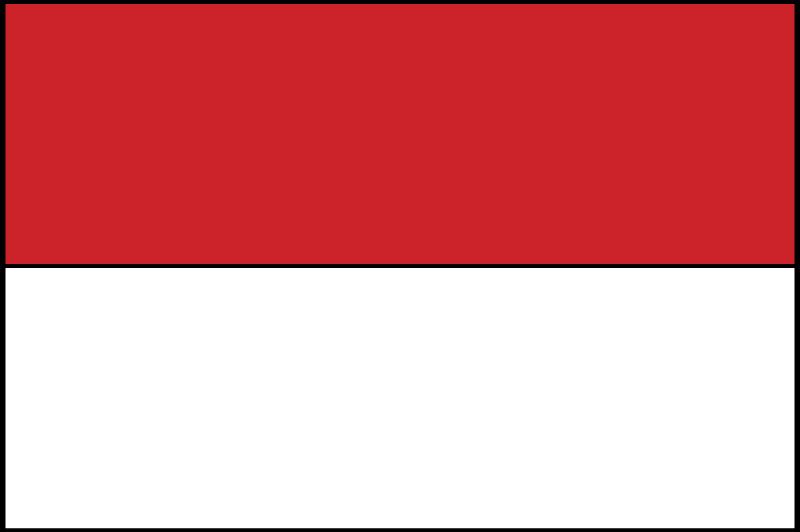 indonesi vector logo