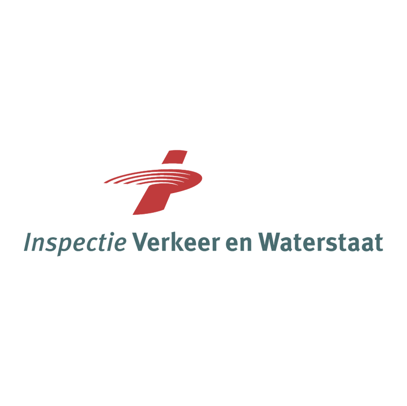 Inspectie Verkeer en Waterstaat vector