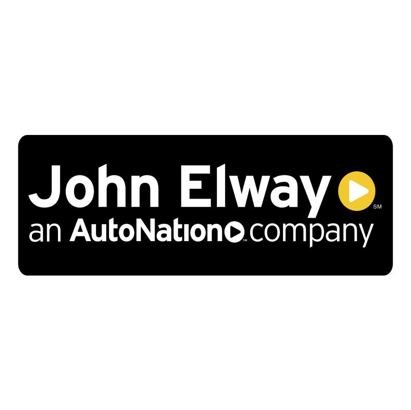 John Elway vector logo