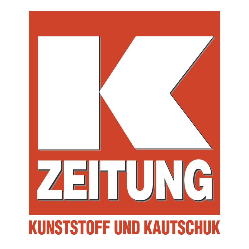 K Zeitung vector
