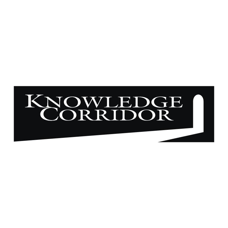 Knowledge Corridor vector