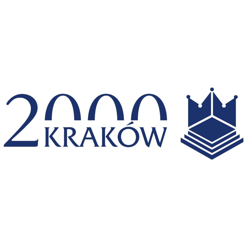 Krakow 2000 vector