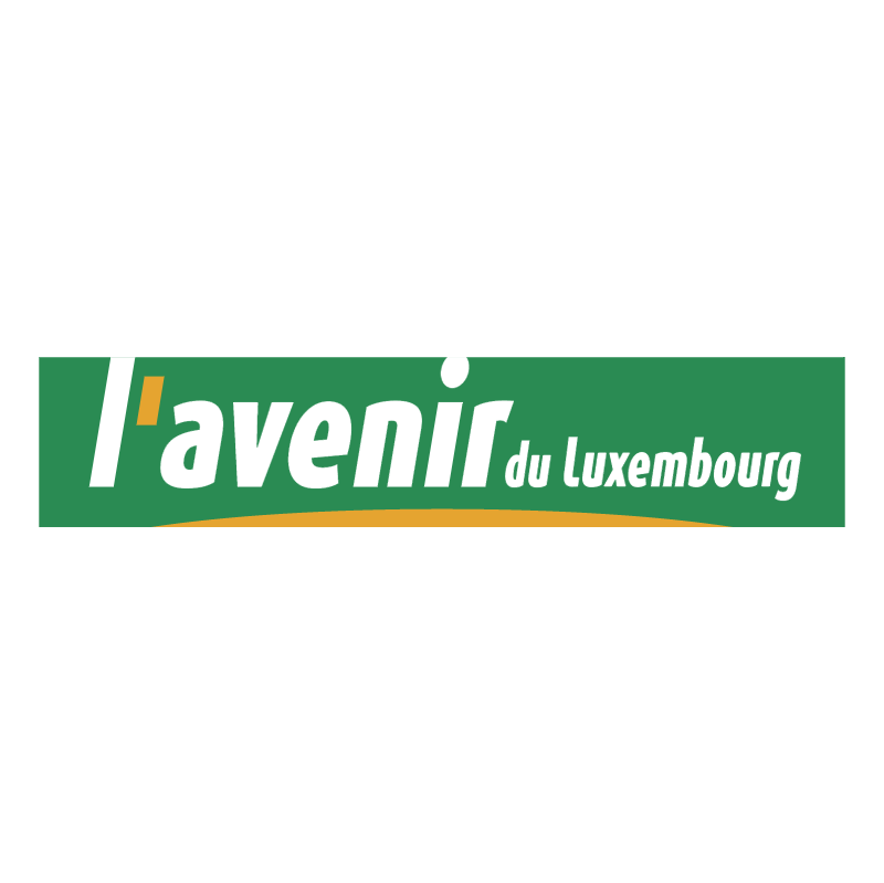 L'Avenir du Luxembourg vector