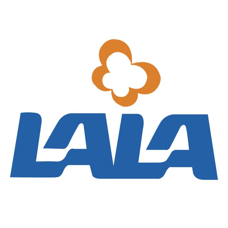 Lala vector logo
