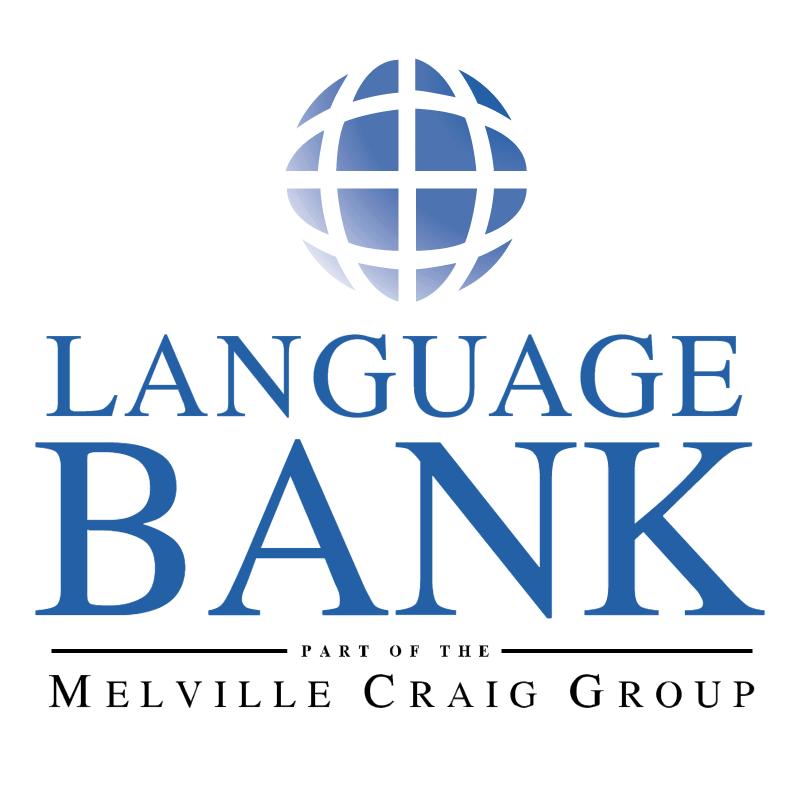 Language Bank vector