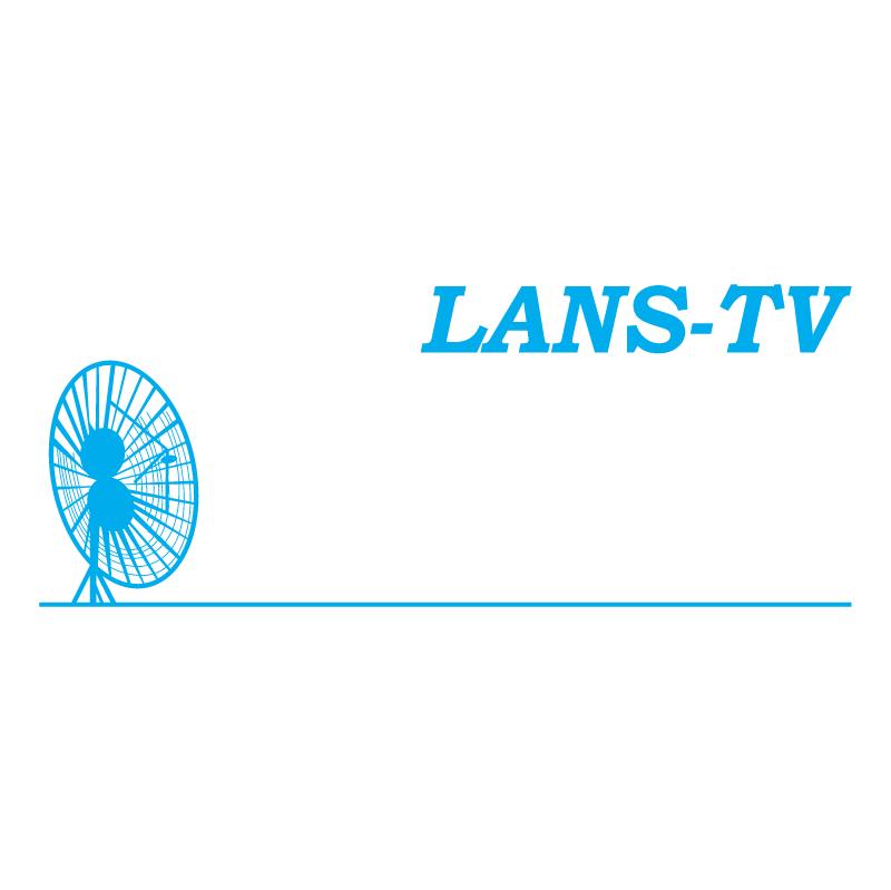 Lans TV vector