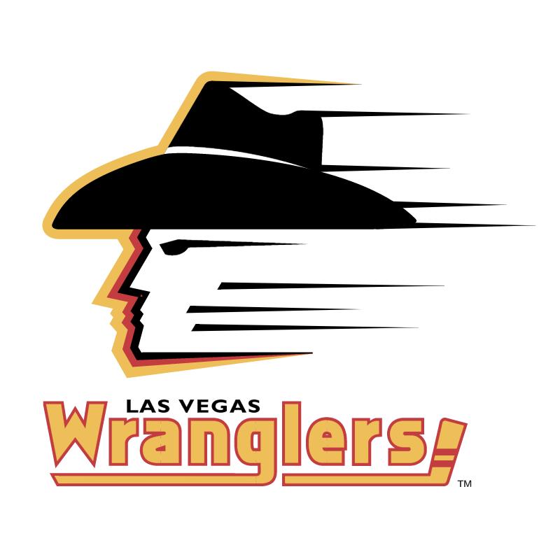 Las Vegas Wranglers vector
