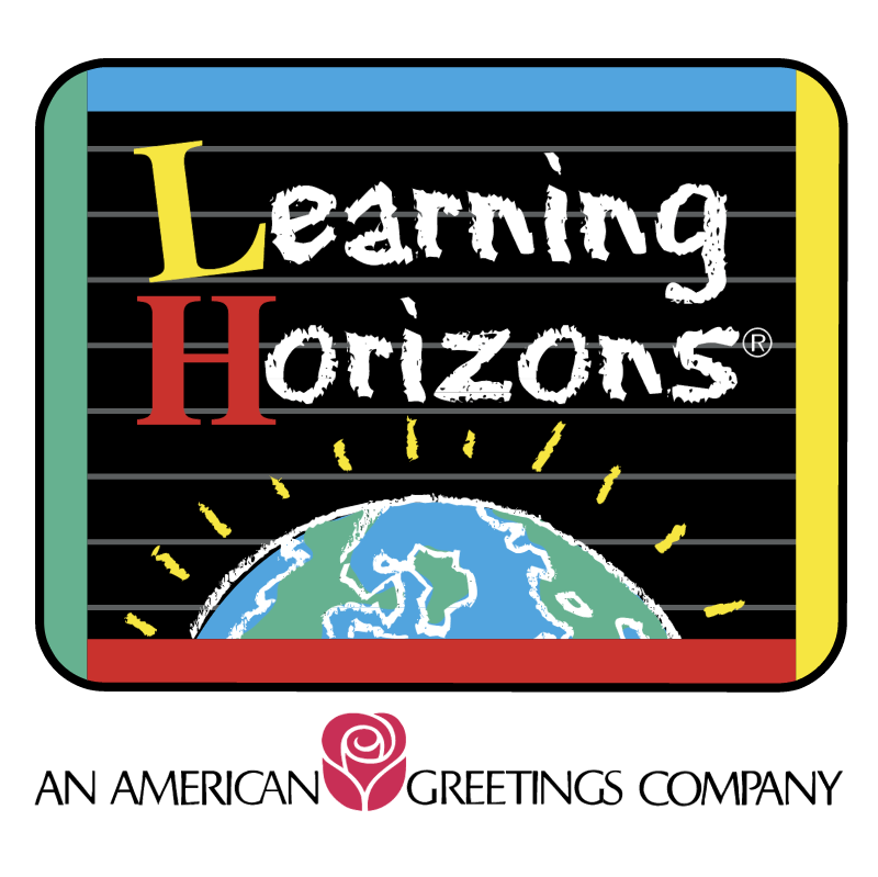 Learning Horizons vector logo