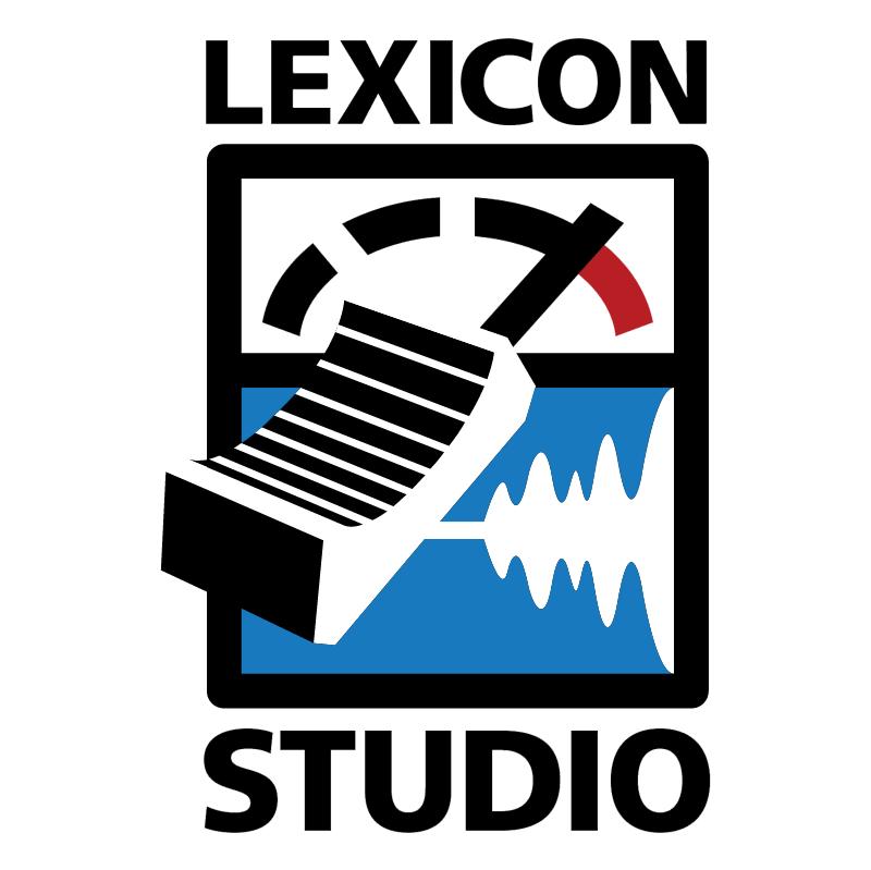 Lexicon Studio vector logo