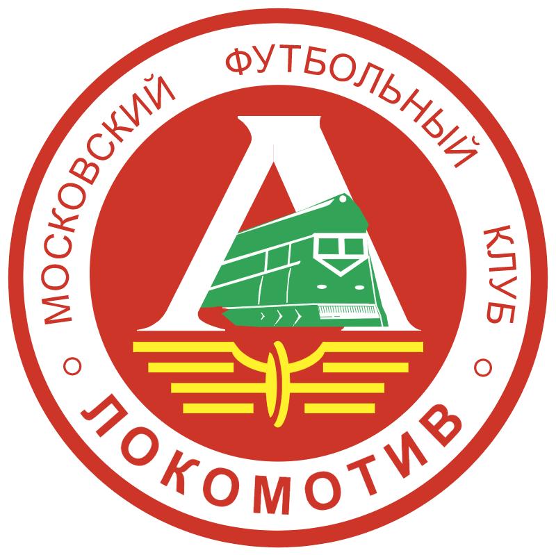 Lokomotiv Moscow vector