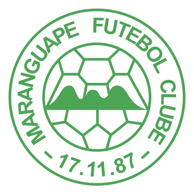 Maranguape Futebol Clube de Maranguape CE vector
