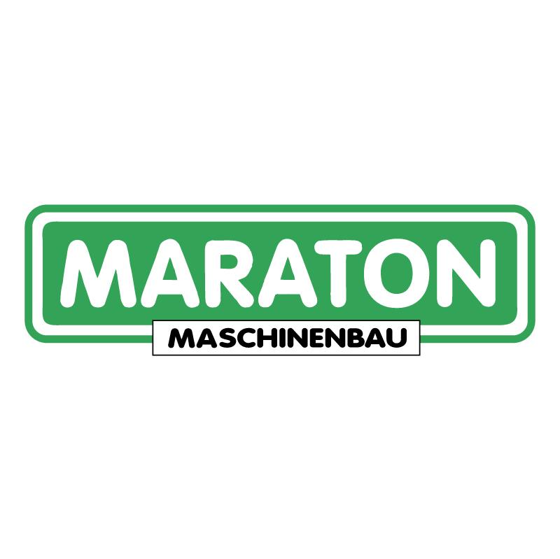 Maraton Maschinenbau vector