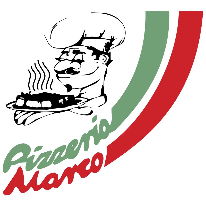 Marco Pizzeria vector