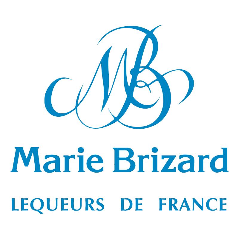 Marie Brizard vector logo