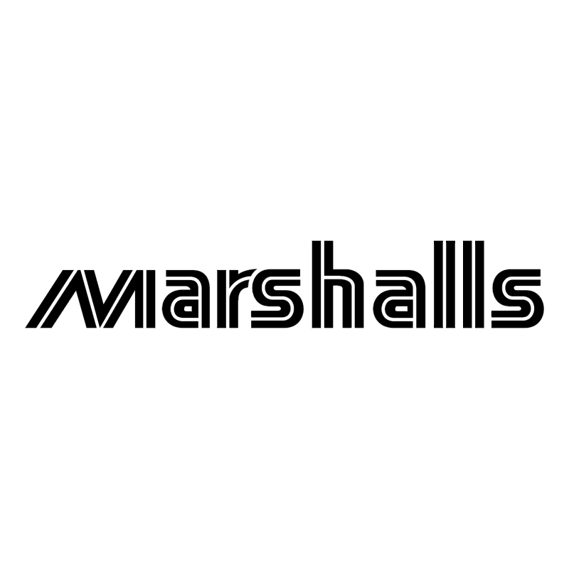 Marshalls vector logo