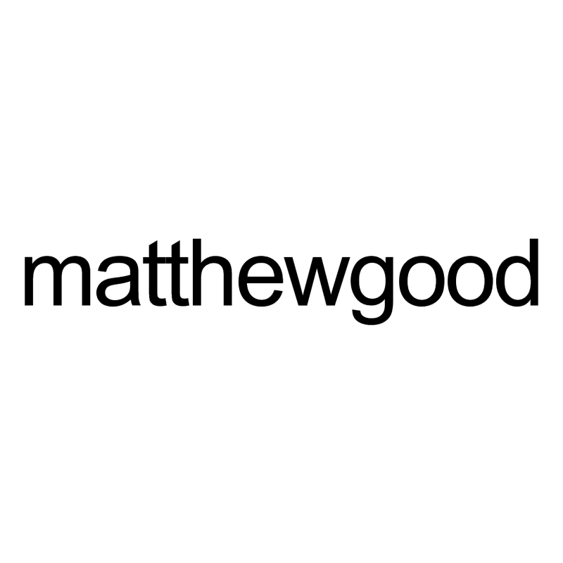 Matthew Good vector