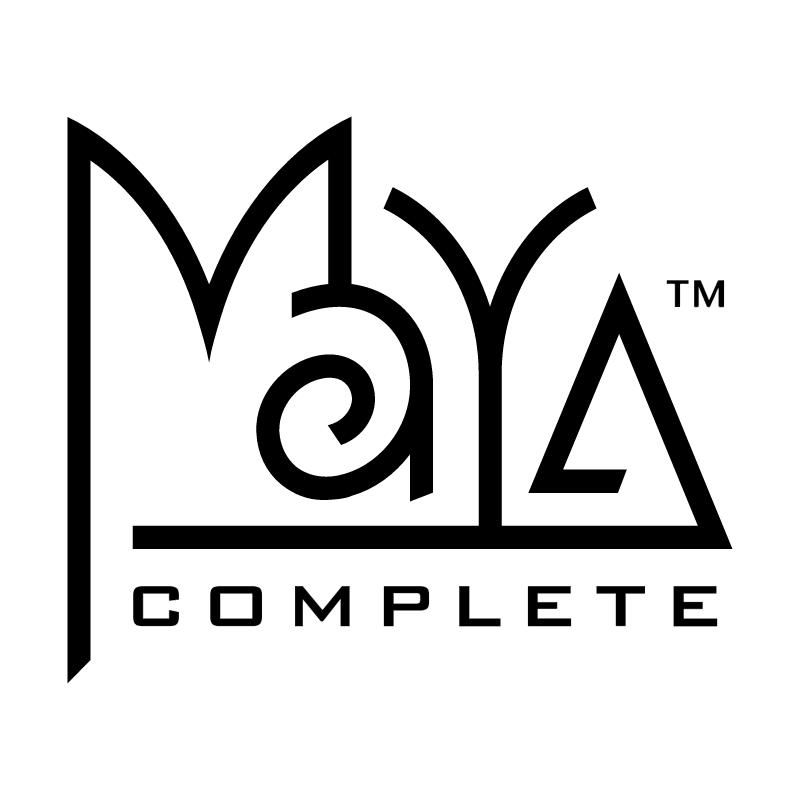 Maya Complete vector