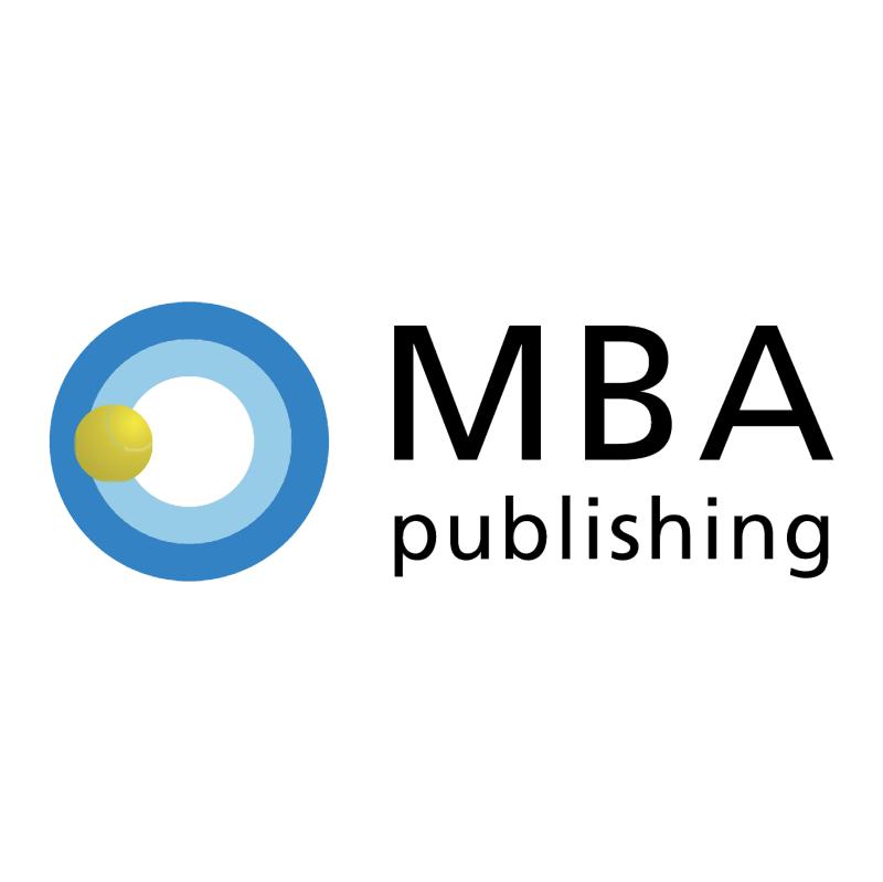 MBA Publishing vector logo