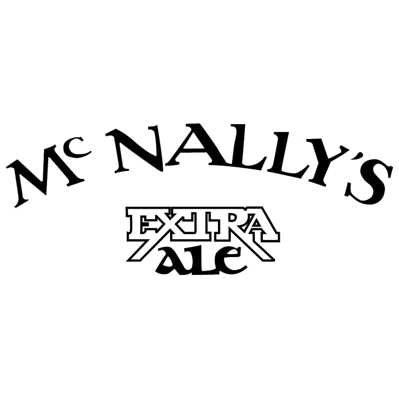 McNally's Extra Ale vector