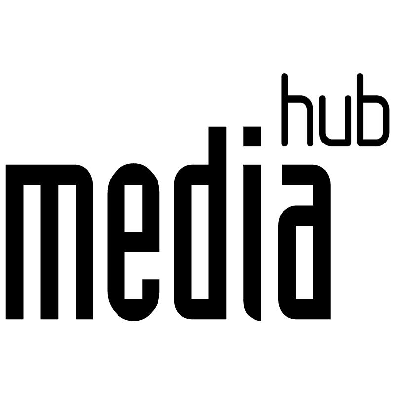 Media Hub vector