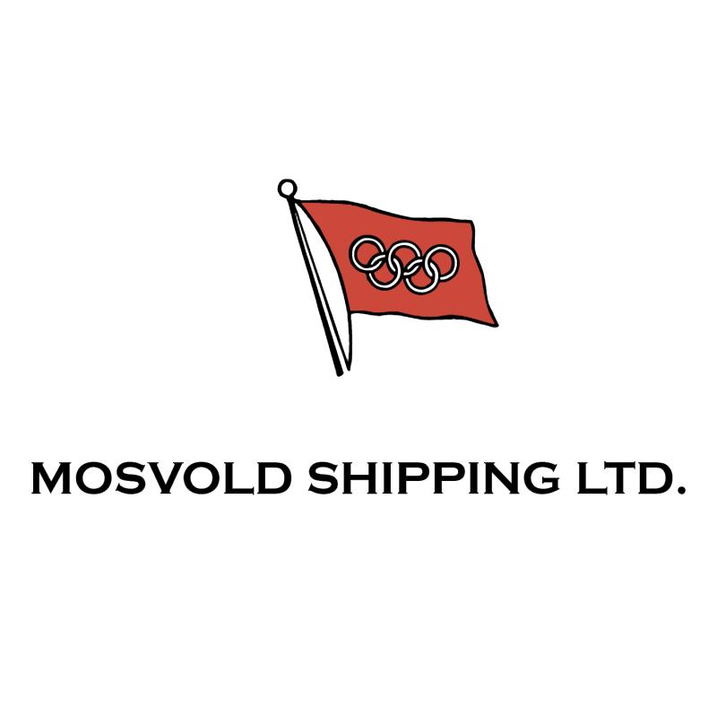 Mosvold Shipping vector logo