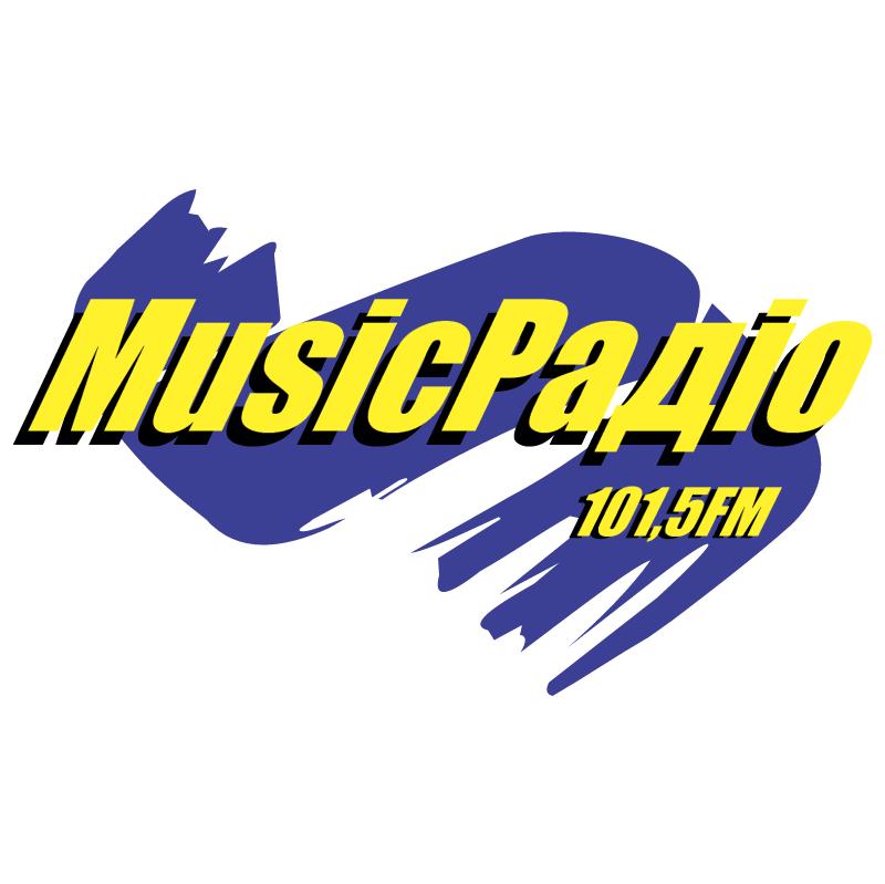 Music Radio vector