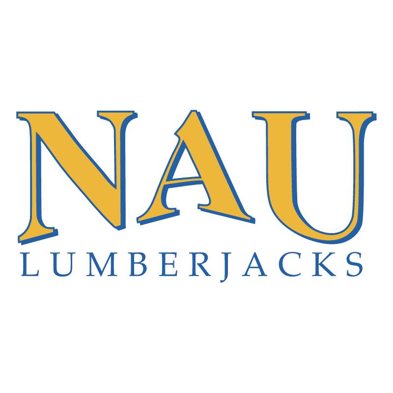 NAU Lumberjacks vector