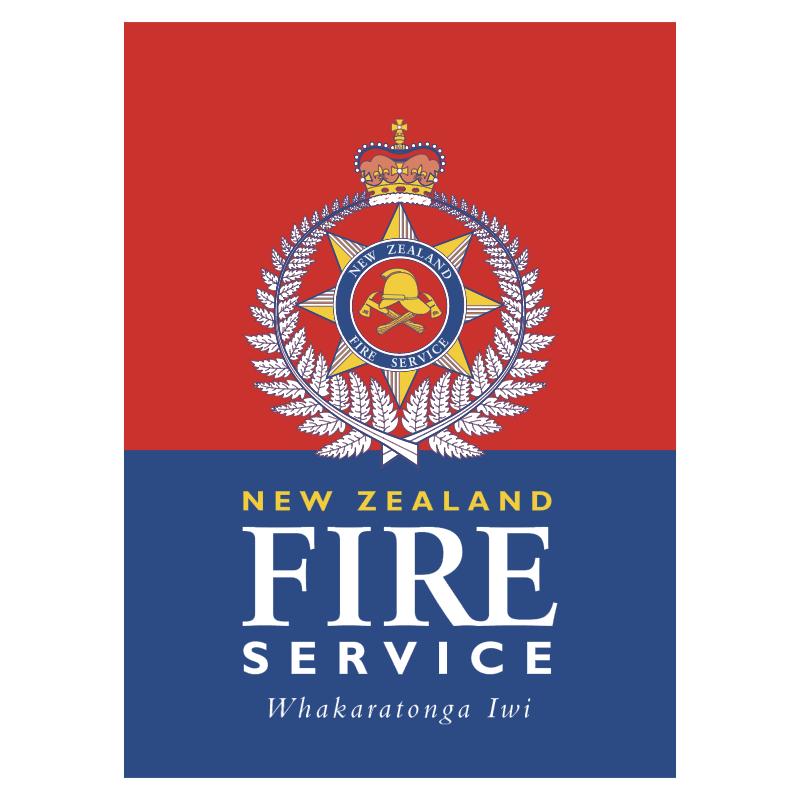 New Zealand Fire Service vector
